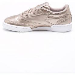 Reebok Classic - Buty. Szare buty sportowe damskie reebok classic marki Reebok Classic, z materiału. W wyprzedaży za 219,90 zł.