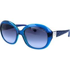 """Okulary przeciwsłoneczne damskie aviatory: Okulary przeciwsłoneczne """"RC786S"""" w kolorze niebieskim"""