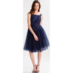 Sukienki hiszpanki: Chi Chi London Tall AKYRIA Sukienka koktajlowa navy