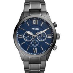 Fossil - Zegarek BQ1126. Czarne zegarki męskie marki Fossil, szklane. Za 899,90 zł.