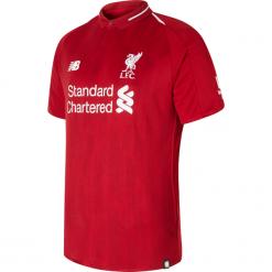 Koszulka Liverpool LFC Home Kit - MT830000RDP. Czerwone koszulki do piłki nożnej męskie marki New Balance, na jesień, m, z materiału. Za 299,99 zł.