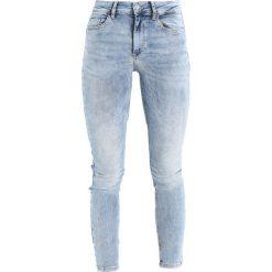 Liu Jo Jeans DIVINE  Jeans Skinny Fit light blue denim. Niebieskie boyfriendy damskie Liu Jo Jeans, z bawełny. W wyprzedaży za 479,20 zł.