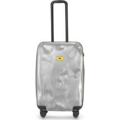 Walizka Bright średnia Silver Medal. Szare walizki marki Crash Baggage, z materiału. Za 996,00 zł.