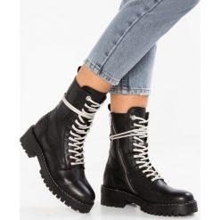 Botki damskie lity: AllSaints CONY Botki na platformie black