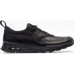 Buty sportowe damskie: Nike Buty damskie Air Max Thea Premium czarne r. 37.5 (616723-011)