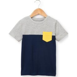 T-shirty chłopięce: T-shirt dwukolorowy, 3-12 lat