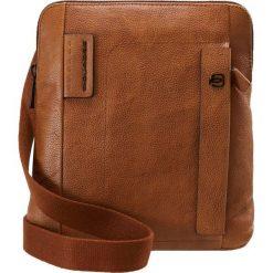 Piquadro Torba na ramię brown. Brązowe torby na ramię męskie Piquadro, na ramię, małe. Za 589,00 zł.