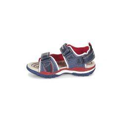 Sandały sportowe Dziecko  Geox  J BOREALIS B. D. Niebieskie buty sportowe chłopięce Geox. Za 231,20 zł.