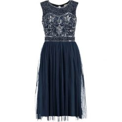 Sukienki hiszpanki: Lace & Beads JESSICA  Sukienka koktajlowa navy