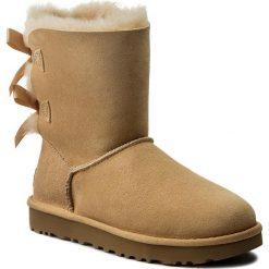 Buty zimowe damskie: Buty UGG - W Bailey Bow II 1016225 W/Soch