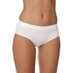 Figi: Brubeck Figi damskie Hipster Classic Comfort Cotton białe r. S (HI00090A)
