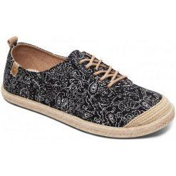 Tenisówki damskie: Roxy Damskie Trampki Flora Lace Up J Shoe Blk 38