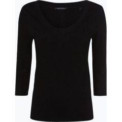 Marc O'Polo - Koszulka damska, czarny. Czarne t-shirty damskie Marc O'Polo, l, z bawełny, polo. Za 139,95 zł.