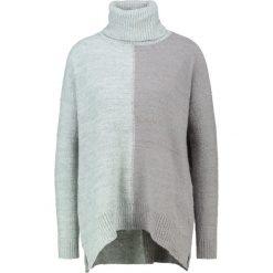 Swetry klasyczne damskie: khujo AMODIA Sweter misty blue mix