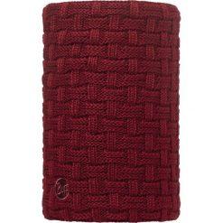 Szaliki męskie: Buff Komin Neckwarmer Buff Knitted Polar Fleece Airon Wine kolor czerwony, roz. 50×29 (BUF113549.403.10.00)