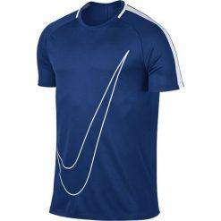 Nike Koszulka męska M DRY ACDMY TOP SS GX niebieska r. S (832985 408). Niebieskie koszulki sportowe męskie Nike, m. Za 99,00 zł.