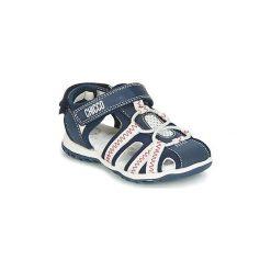 Sandały Dziecko  Chicco  CALIMERO. Niebieskie sandały chłopięce Chicco. Za 183,20 zł.