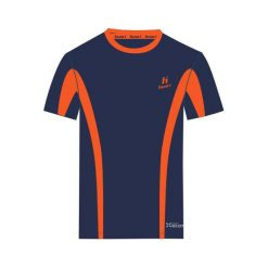 T-shirty męskie: Huari T-shirt męski Anfield Medieval Blue/red Orange r. XL