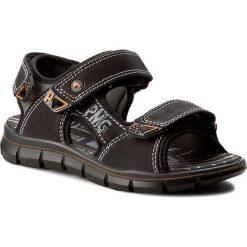 Sandały męskie: Sandały PRIMIGI - 7652100 S Nero/G