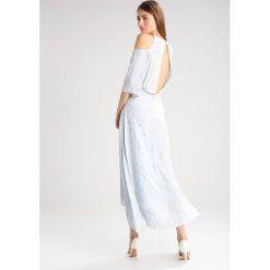 Długie sukienki: Second Female RAIN Długa sukienka epic blue