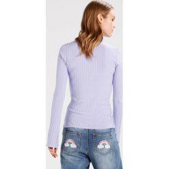 Bluzki asymetryczne: Moves HILANA  Bluzka z długim rękawem lavender