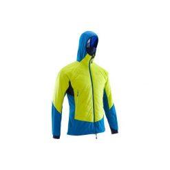 Kurtka Hybrid Sprint męska limitowana seria. Zielone kurtki męskie marki QUECHUA, m, z elastanu. Za 249,99 zł.