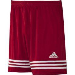 Spodenki i szorty męskie: Adidas Spodenki męskie Entrada 14 czerwono-białe r. L (F50631)
