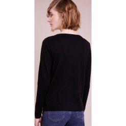 Swetry klasyczne damskie: WEEKEND MaxMara AMOS Sweter nero