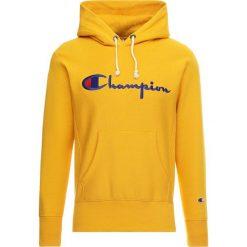 Champion Reverse Weave HOODED Bluza z kapturem cuy. Żółte bluzy męskie rozpinane Champion Reverse Weave, m, z bawełny, z kapturem. Za 399,00 zł.