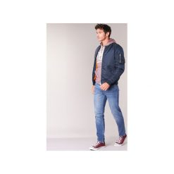 Jeansy slim fit Jack   Jones  MIKE. Szare jeansy męskie relaxed fit marki Jack & Jones, casualowe. Za 107,40 zł.