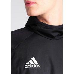 Bejsbolówki męskie: adidas Performance TIRO Bluza z polaru black/dark grey/white