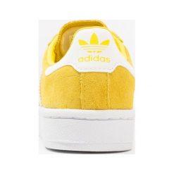Adidas Originals CAMPUS Tenisówki i Trampki yellow/footwear white. Żółte trampki chłopięce adidas Originals, z materiału. Za 249,00 zł.