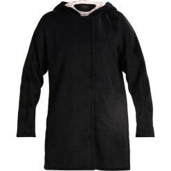 Soft Rebels MONI  Płaszcz wełniany /Płaszcz klasyczny black. Czarne płaszcze damskie wełniane Soft Rebels, xxs, klasyczne. W wyprzedaży za 412,30 zł.