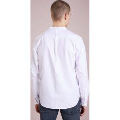 Koszule męskie na spinki: CLOSED COLLARLESS Koszula weiss
