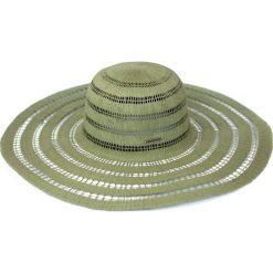 Kapelusz damski Summer wedding zielony. Zielone kapelusze damskie Art of Polo. Za 53,11 zł.