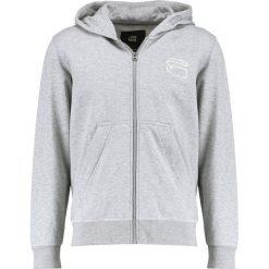 GStar MONTHON HOODED ZIP Bluza rozpinana grey. Szare bejsbolówki męskie G-Star, m, z bawełny. W wyprzedaży za 356,15 zł.