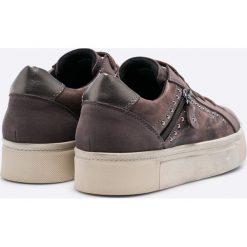 Geox - Buty. Szare buty sportowe damskie marki adidas Originals, z gumy. W wyprzedaży za 199,90 zł.