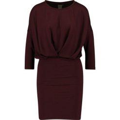 Sukienki hiszpanki: ICHI JOANNA Sukienka z dżerseju port royale