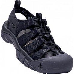 Keen Sandały Męskie Newport Eco M Black/Magnet Us 10,5 (44 Eu). Czarne sandały męskie marki Keen. W wyprzedaży za 449,00 zł.