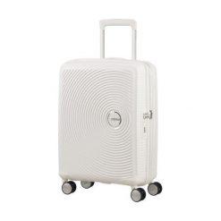 Walizka Spinner Soundbox biała (32G-05-001). Białe walizki marki Samsonite. Za 369,77 zł.