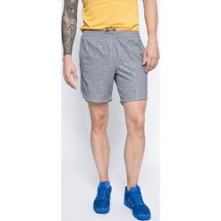 Adidas Performance - Szorty. Szare spodenki sportowe męskie adidas Performance, z materiału, sportowe. W wyprzedaży za 99,90 zł.