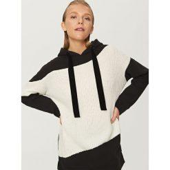 Bluza z kapturem - Czarny. Białe bluzy chłopięce rozpinane marki Cropp, l. Za 139,99 zł.