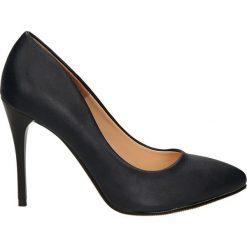 Buty ślubne damskie: CZÓŁENKA CASU 6929
