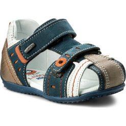 Sandały chłopięce: Sandały LASOCKI KIDS - CI12-MOCCA-24 Niebieski