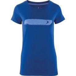 Outhorn Koszulka damska HOL18-TSD606 kobaltowa r. M. Niebieskie bluzki damskie Outhorn, m. Za 24,99 zł.