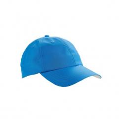 Czapka z daszkiem do golfa. Niebieskie czapki z daszkiem damskie INESIS. Za 19,99 zł.