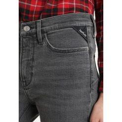 Replay ZACKIE PANTS Jeans Skinny Fit grey denim. Niebieskie jeansy damskie relaxed fit marki Replay. Za 499,00 zł.