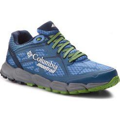 Buty COLUMBIA - Caldorado II BM4571 Harbor Blue/Lux 485. Niebieskie buty do biegania męskie Columbia, z materiału. W wyprzedaży za 369,00 zł.