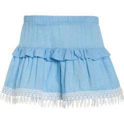 Molly Bracken Spódnica trapezowa bleu. Niebieskie spódniczki dziewczęce trapezowe Molly Bracken, z bawełny. W wyprzedaży za 126,65 zł.