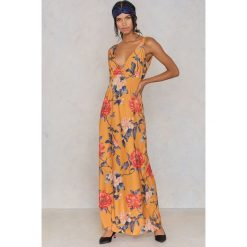 Długie sukienki: Sisters Point Sukienka Glippi - Orange,Multicolor
